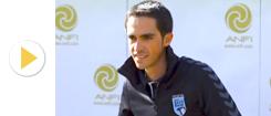 Contador Discovers Gran Canaria