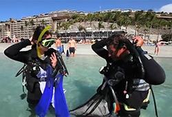 Video Beach Clean Up