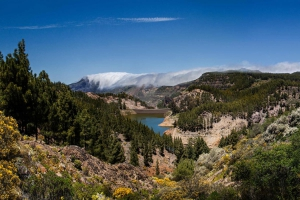 Canarian Reservoirs: Route to the centre of Gran Canaria